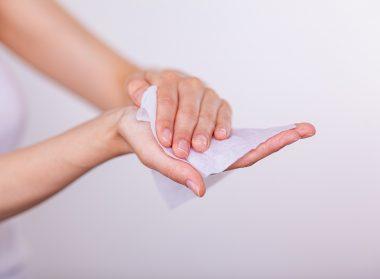 Minet spunlace hygiene applications
